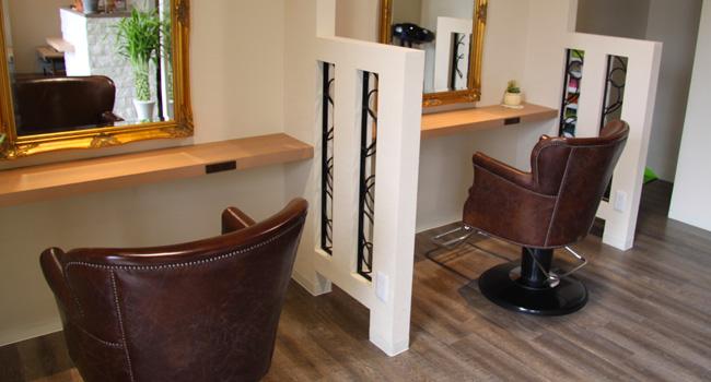 バンブーショット‐美容室